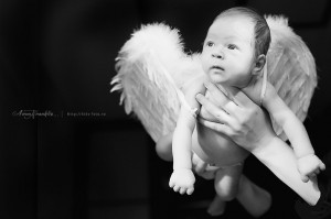 прикосновение ангела, аборт