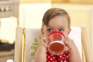 чай детям можно