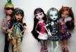 куклы монстер