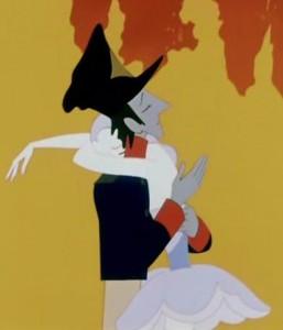 солдатик и танцовщица