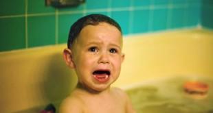 ребенок боится воды