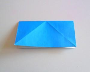 как сделать василёк из бумаги