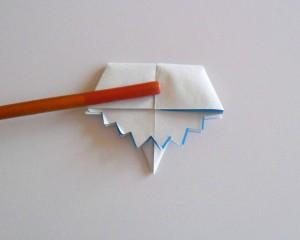 как сделать василёк