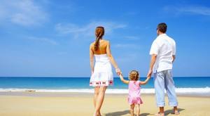 отпуск с ребенком