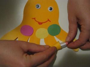 поделки из бумаги для малышей