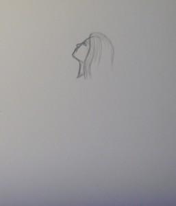 как нарисовать русалку поэтапно