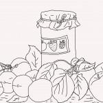 абрикосы и варенье
