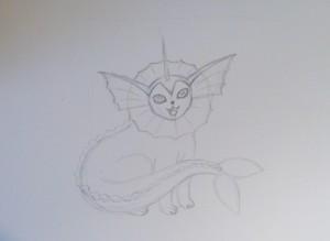 как рисовать покемонов
